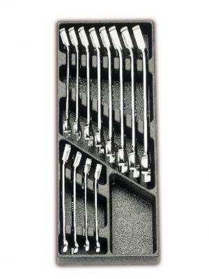 T45-INZETBAKKEN MET 12 GEREEDSCHAP