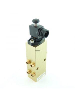 ILAS«-E (elektrisch); 7x 8mm push-in; DIN Bayonet DIN 72585-A1-2,1-SN/K1