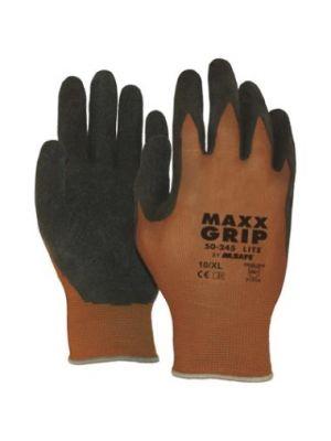 HANDSCHOENEN MAXX GRIP 50-245 MAAT 10