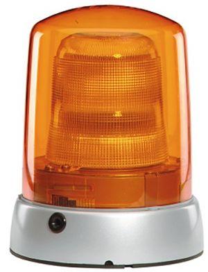 FLITSLAMP KLX7000F 24V ORANJE VAST