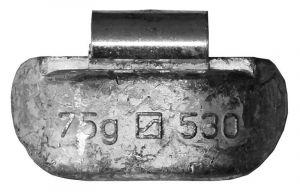 BALANCEERLOOD 75 GR TYPE H530 P/ST
