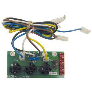 Printpl. BZ/SZH 3 relais Zepro