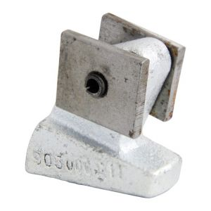 SHORT FRONT LATCH WITH HOLDER