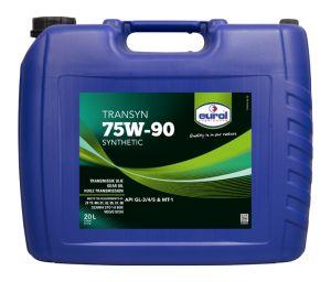 TRANSMISSIEOLIE TRANSYN 75W-90 GL 4/5