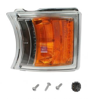 KNIPPERLICHT LINKS/RECHTS LED SCANIA P/G/R/T SERIES
