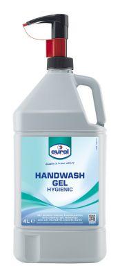 EUROL HANDWASH GEL HYGIENIC 4ltr