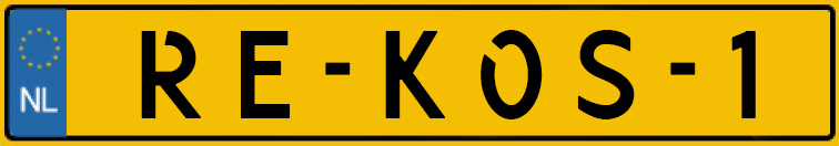 Rekos Kentekenservice